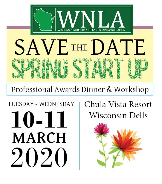 Wisconsin Nursery And Landscape Ociation Newsletter